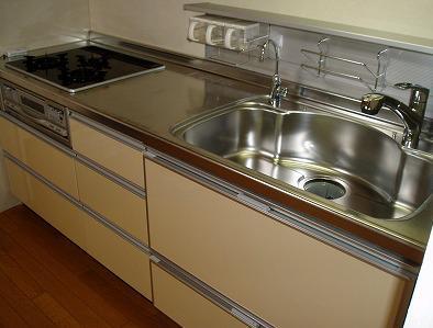 お部屋まるごとクリーニングキッチン写真