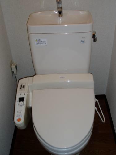 お部屋まるごとクリーニングトイレ写真