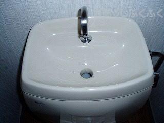 トイレクリーニング タンク上部アフター写真