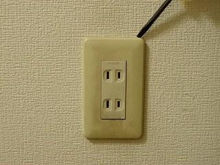 コンセント、スイッチの掃除10