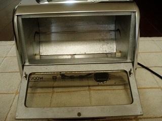 トースターの掃除13