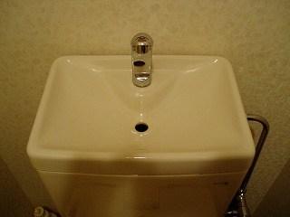 トイレを掃除しよう!~トイレタンク編16