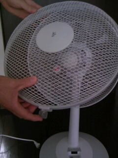 扇風機を掃除しよう2
