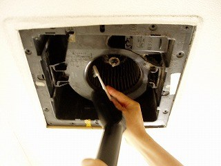 換気扇のお掃除3