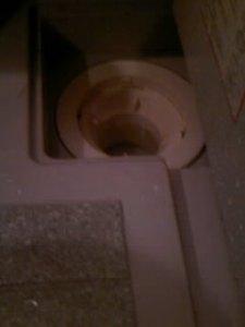 お風呂の排水口のお掃除3