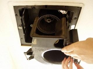 換気扇のお掃除6