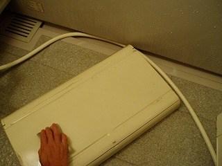 分電盤の掃除7