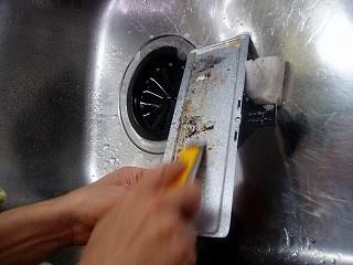 トースターの掃除7