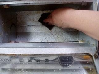 トースターの掃除8