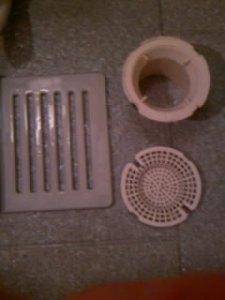 お風呂の排水口のお掃除7