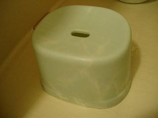 お風呂小物の掃除9