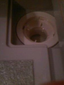 お風呂の排水口のお掃除8